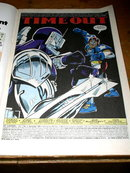 Superpro, NFL,  #3,  comic
