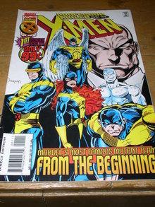 X - Men,  #1,  comic