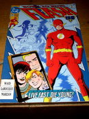 Flash, Born To Run, #65,  comic