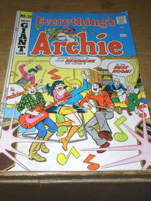 Everything's Archie, #20,  comic