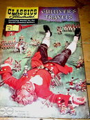 Classics Illustrated,  Gulliver's Travels,   Comic