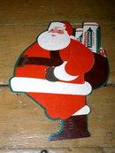 Wrigley's Spearment Gum Christmas Card or Ornament