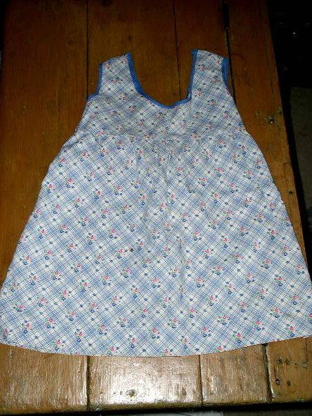 Child's Dress, 1930's