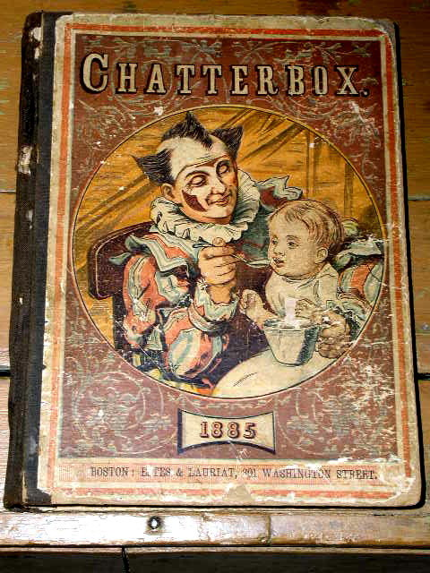 Chatterbox Book, 1885