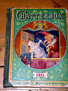 Chatterbox Book, 1911