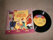 Babes in Toyland Record and Book