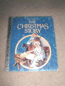 The Christmas Story - Little Golden Book - First Edition