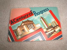 Century of Progress Needle Book