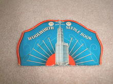 Woolworth Needle Book
