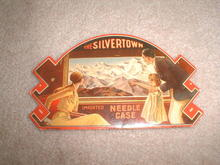 The Silvertown Imported Needle Book