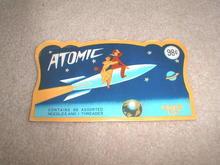 Atomic Needle Book