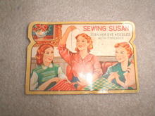 Sewing Susan Needle Book