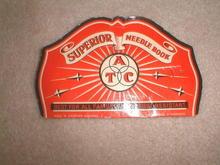 Superior Needle Book