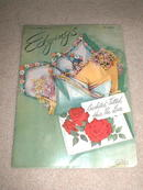 Edgings Crocket Pattern Book  -  PTB