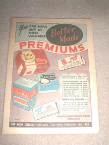 Better Made Premium Catalog  -  MZ