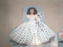 Coats/Clark's Crochet California Doll Pattern  -  PTB