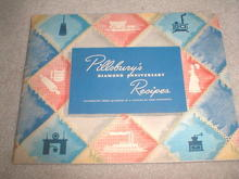 Pillsbury's Diamond Anniversary Recipes  -  CK