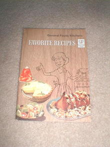 General Foods Kitchens Favorite Recipes  -  CK