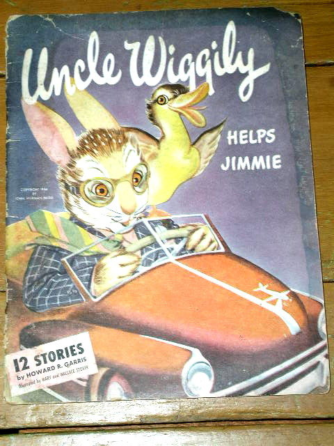 Uncle Wiggily Helps Jimmie   Book