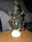 Christmas Tree, Lighted - SALE ITEM