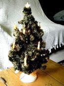Christmas Tree, Lighted  SALE ITEM