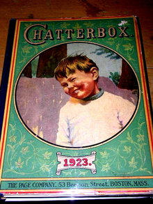 Chatterbox 1923  Book