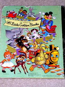 Walt Disney's Lady,  Little Golden Book,