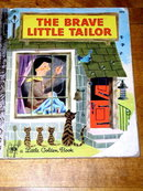The Brave LittleTailor,  Little Golden Book