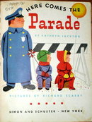 Here Comes The Parade,   Little Golden Book