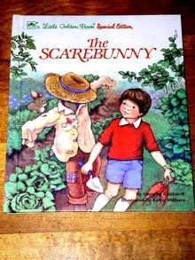 The Scarebunny,   Little Golden Book