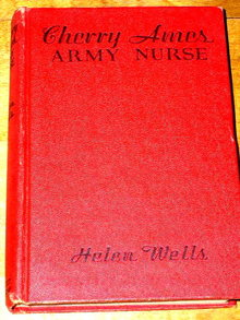 Cherry Ames, Army Nurse   Book