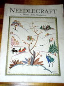 Needlecraft Magazine, February 1932 -  MZ