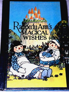 Raggedy Ann's Magical Wishes  Book