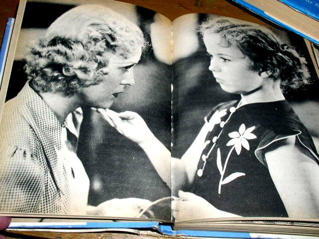 Shirley Temple, Rebecca of Sunnybrook Farm   Book