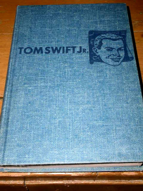 Tom Swift and his Giant Robot,    Book