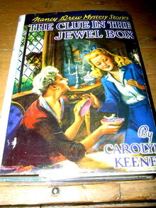 Nancy Drew, The Clue In The Jewel Box