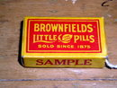 Brownfields Little Pills Box
