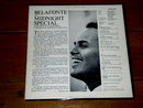 Belafonte, The Midnight Special -  L P Record
