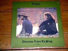 Orphan -  L P Record