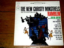 The New Christy Minstrels, Rambling  -  L P Record