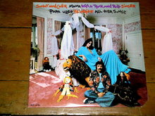 Sonny and Cher, Mama Was A Rock And Roll Singer  -  L P Record