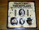 Wanted - The Outlaws,  L P Record