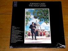 Jonny Cash , The Holy Land -   L P Record
