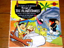 Songs of the Flintstones -   L P Record