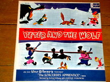 Peter and the Wolf -   L P Record
