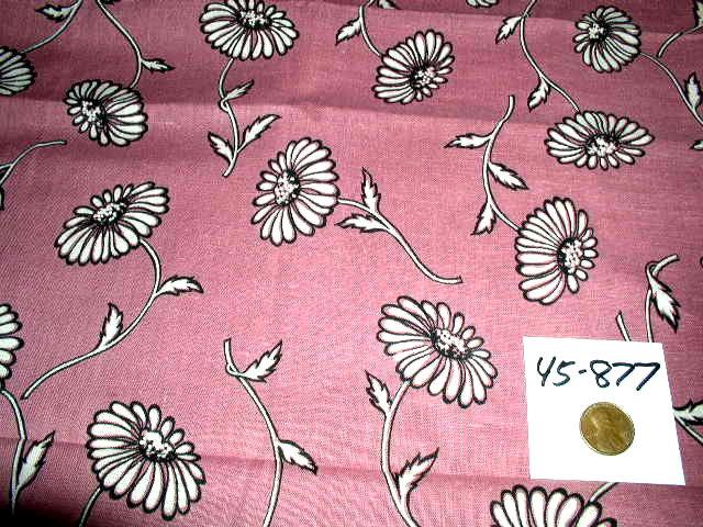 Vintage Fabric, 1920