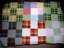 Vintage Quilt Blocks,  Nine Patch   - QB