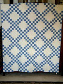 Double Irish Chain Quilt  -  QLT
