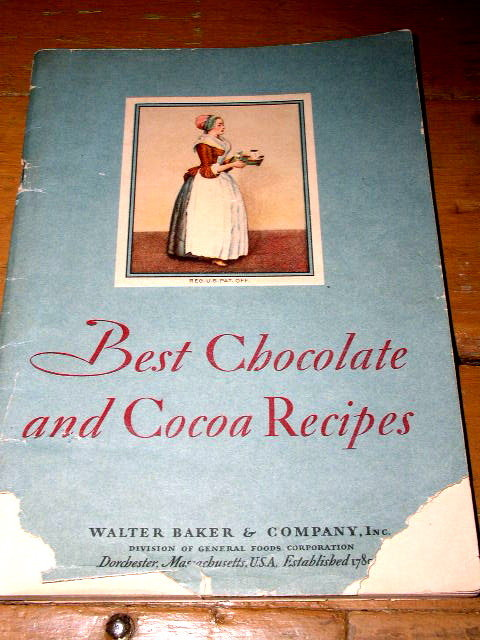 Best Chocolate and Cocoa Recipies  -  CK
