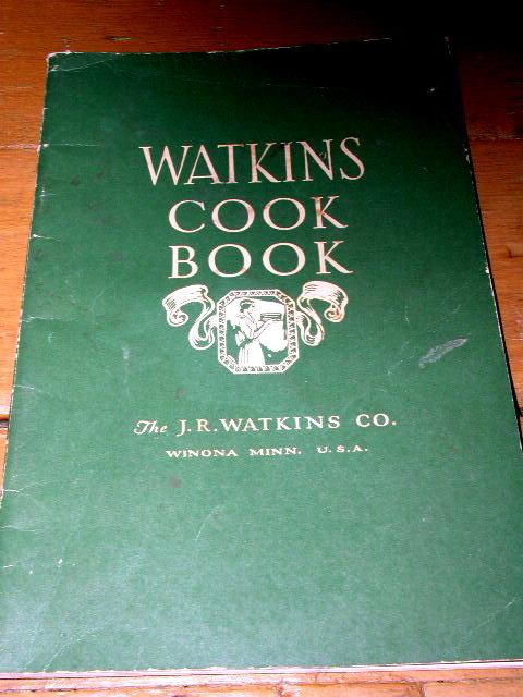 Watkins Cook Book   -  CK